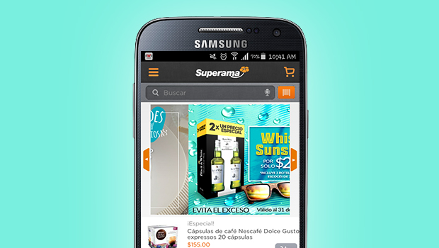 App Superama: opiniones y comentarios