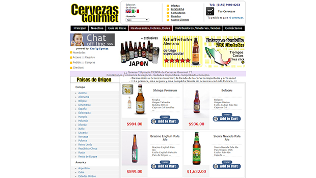Cervezas Gourmet: opiniones y comentarios