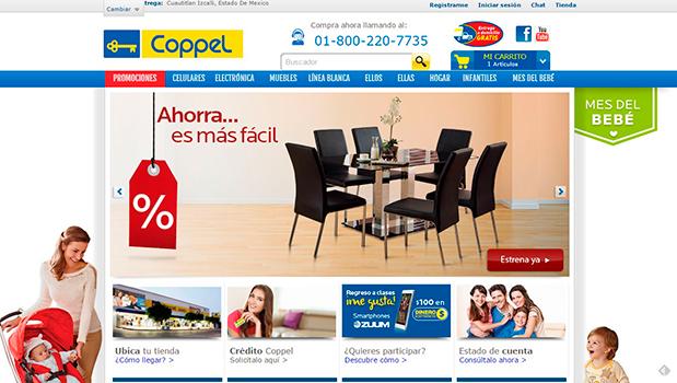 Coppel opiniones y comentarios - Central de compras web opiniones ...