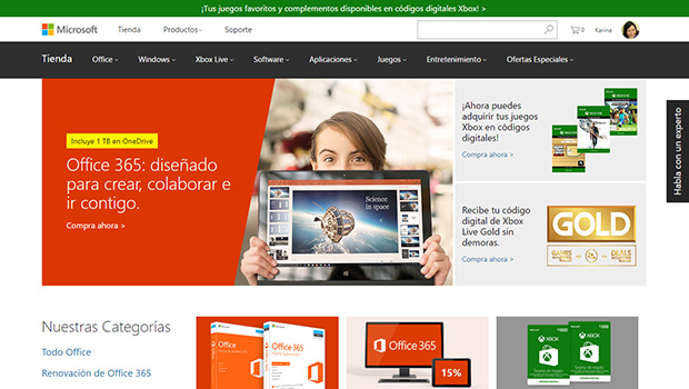Microsoft Store: opiniones y comentario