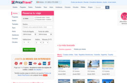 PriceTravel: opiniones y comentarios