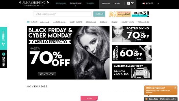 Alma Shopping: opiniones y comentarios