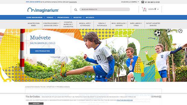 Imaginarium: opiniones y comentarios