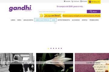 Librerias Gandhi: opiniones y comentarios