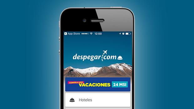 App Despegar: opiniones y comentarios