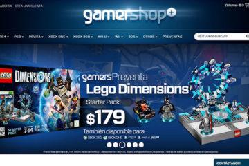 Gamershop: opiniones y comentarios