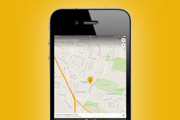 Aplicación de móvil Yaxi app