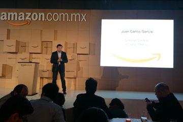 Anuncia Amazon sitio completo en México