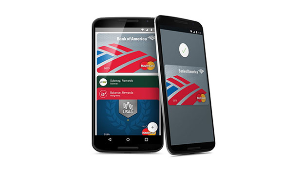 Google anuncia Android Pay, serio competidor de Apple Pay