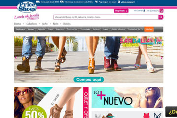 Price Shoes: opiniones y comentarios