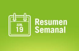 Resumen de noticias 19/06/2015