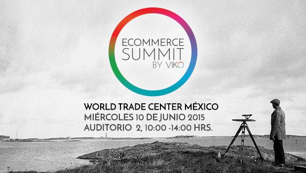 Te invitamos al eCommerce Summit by VIKO en el eShow