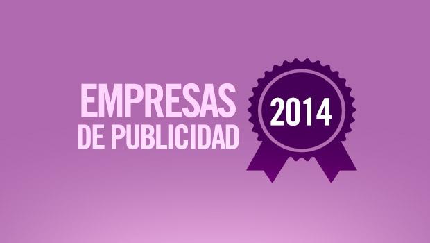 Las 10 mejores empresas de publicidad en 2014