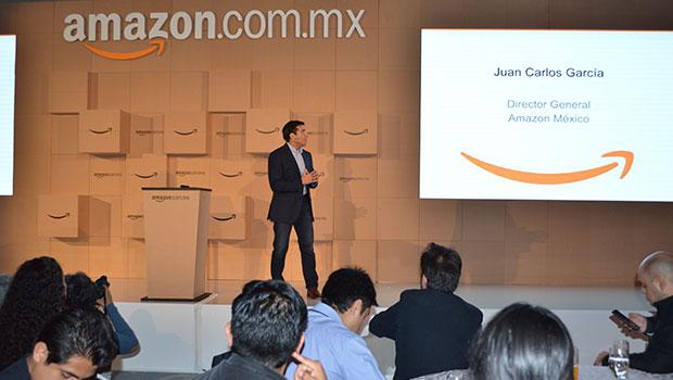 Expertos ven positiva la llegada de Amazon a México