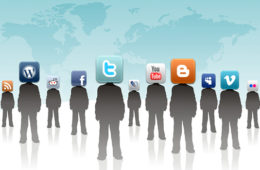 Interacciones con marcas, en Social Media