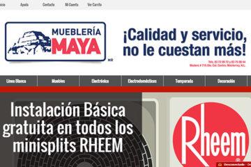 Muebleria Maya: opiniones y comentarios