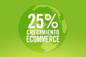 Ventas por eCommerce crecerán 25% en 2015