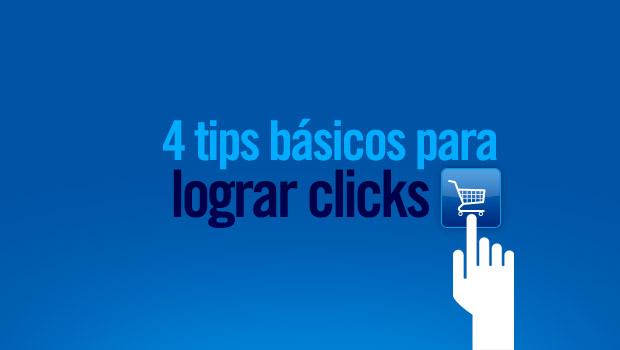 4 tips para que los usuarios den click en tu sitio