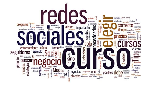 Cómo elegir un curso de redes sociales