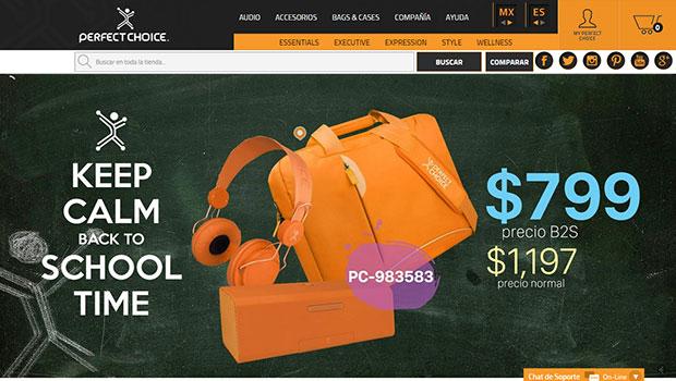 Perfect Choice, empresa mexicana dedicada al diseño, fabricación y distribución de productos.