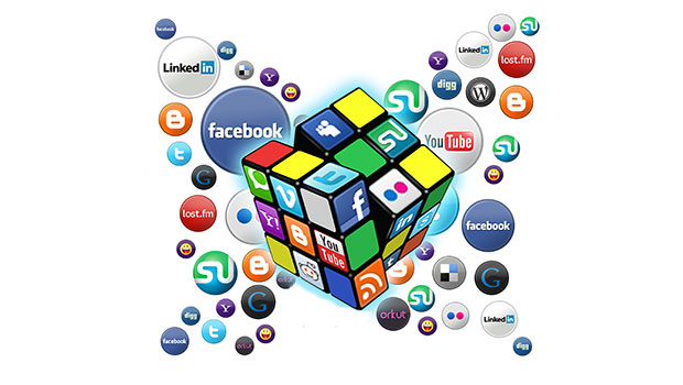 Las 10 redes sociales (que no 'sosiales') más conocidas