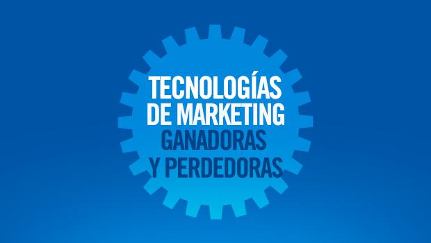 Señala estudio ganadoras y perdedoras en tecnologías de marketing
