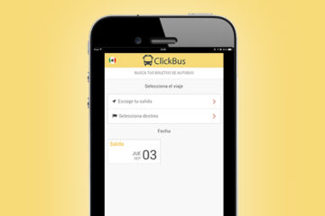 App Clickbus: opiniones y comentarios