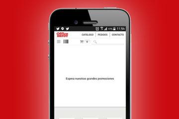 App Office Depot: opiniones y comentarios