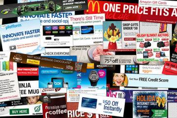 Formas de evitar la saturación de publicidad digital