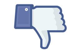 """Facebook prepara botón """"No me gusta"""""""