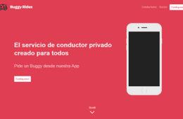 Busca Buggy Rides cubrir 'huecos' de Uber