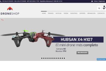 Droneshop: opiniones y comentarios