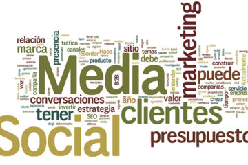 Social Media, vital en el presupuesto de marketing 2016