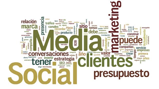 Social Media, vital en el presupuesto de marketing 2016