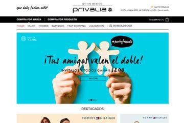 Privalia: opiniones y comentarios