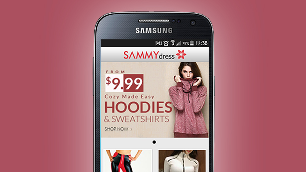 App Sammy Dress: opiniones y comentarios
