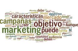 Elementos básicos para las campañas de marketing
