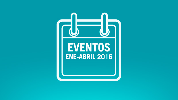 Eventos de eCommerce y Marketing del 1er. Cuatrimestre de 2016
