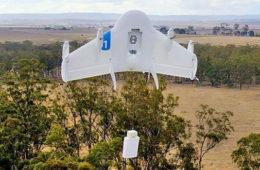 Google busca entrega con drones