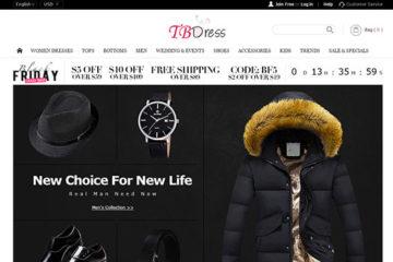 TB Dress: opiniones y comentarios