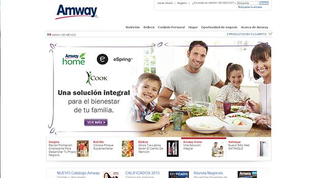 Amway: opiniones y comentarios