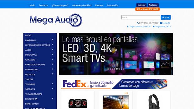 Mega Audio: opiniones y comentarios