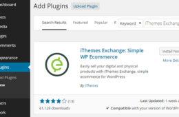 Plugins de Wordpress eCommerce más sencillo