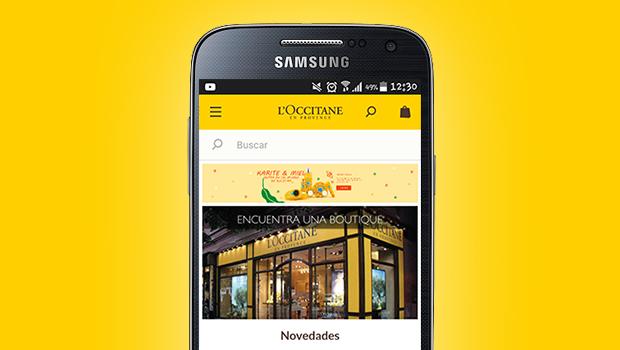 App Loccitane: opiniones y comentarios