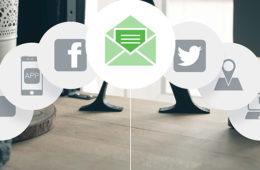 Minoristas, con problemas en email marketing