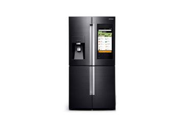 MasterCard y Samsung desarrollan compras desde el refrigerador