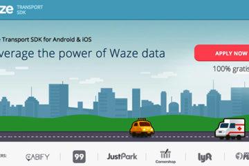 Waze lanza Transport SDK