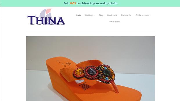 Thina Zapaterías: opiniones y comentarios