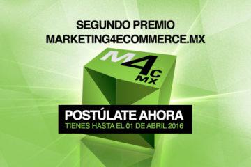 Se realizan por 2o. ocasión los premios Marketing4eCommerce México