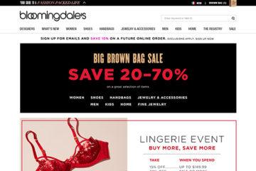 Bloomingdales: opiniones y comentarios